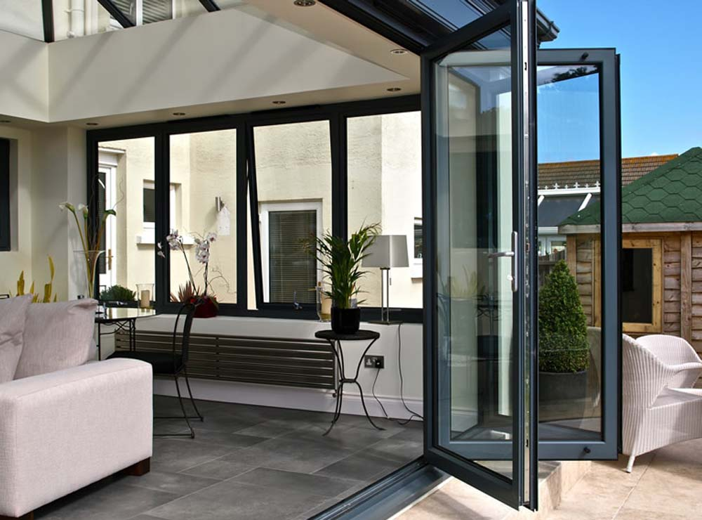 Bi-fold doors in Cumbria