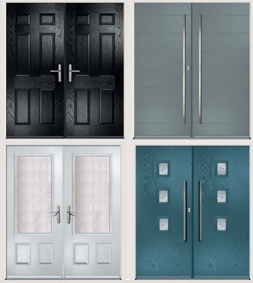 Composite doors in Carlisle