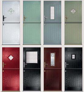 Stable doors in Cumbria